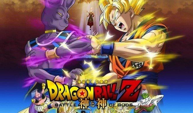 Dragon Ball Z: la batalla de los dioses, tuvo tercera mejor apertura en Perú