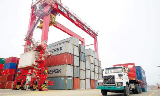Las compras internacionales de Perú  crecieron durante agosto del presente año.