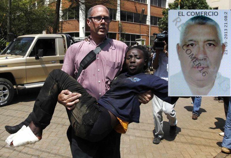 """(Foto El Comercio) Esposa de médico muerto por atentado en Nairobi: """"El dolor es grande"""""""