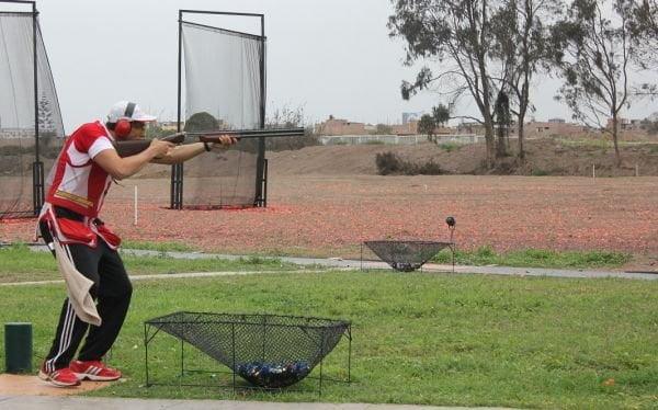 Pacheco demostró su calidad al obtener la medalla de plata en el Mundial de Escopeta que se desarrolla en Lima.