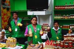 Mistura ofrece membrillos y manzanas de Huarochirí