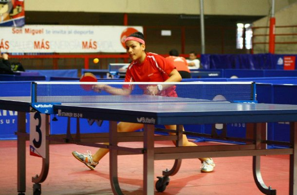 Francesca Vargas ganó la séptima medalla de oro para el Perú en los Juegos Suramericanos.