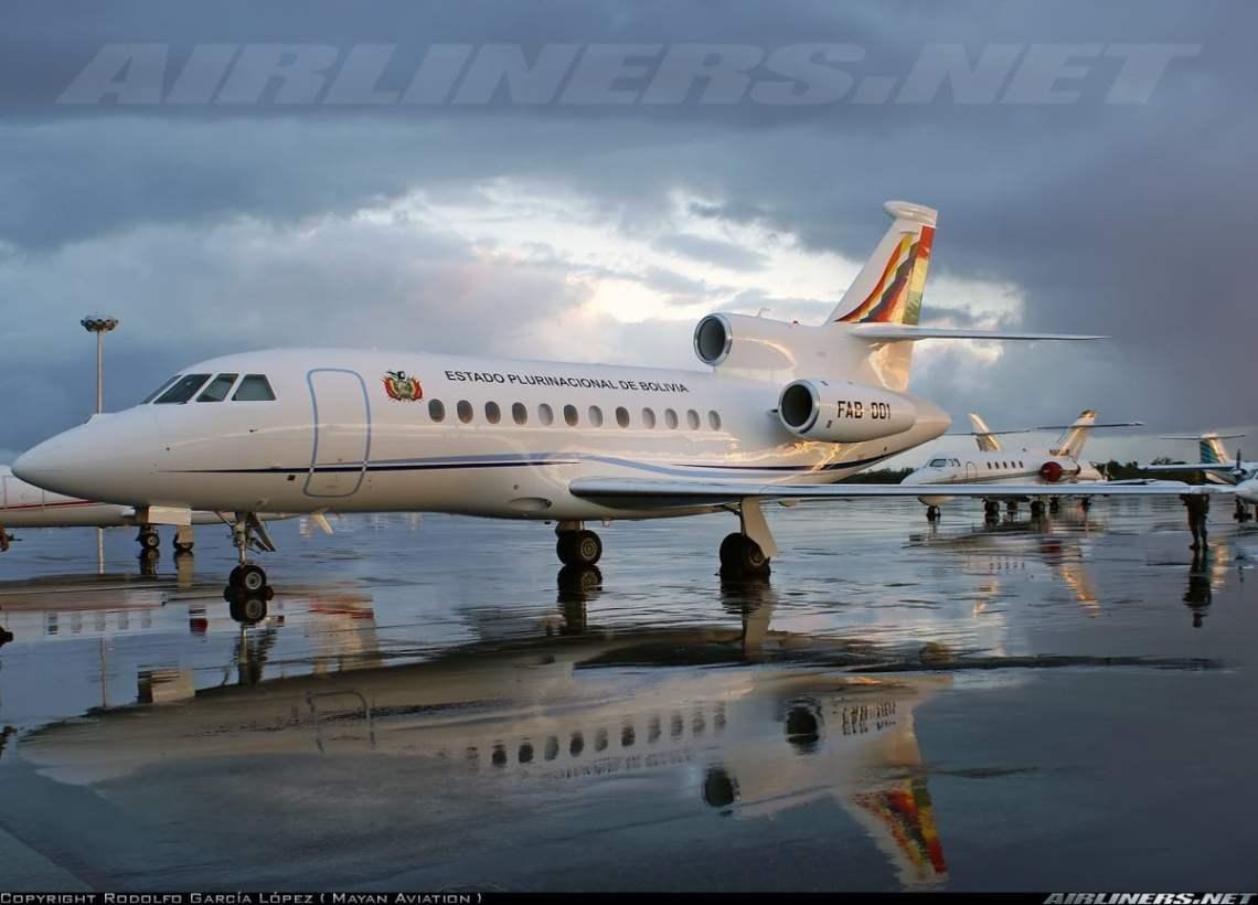 [FOTOS] La avioneta de Evo Morales supera al avión presidencial de Humala