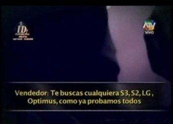 Cuida su Smartphone: Ofrecen chuponeo telefónico celular en Lima a $ 180