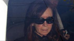 Presidenta Cristina Kirchner es operada para extraerle hematoma cerebral