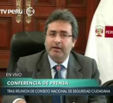 VIDEO / Jiménez Mayor invalida testimonio de narco 'Brasil' contra el Apra