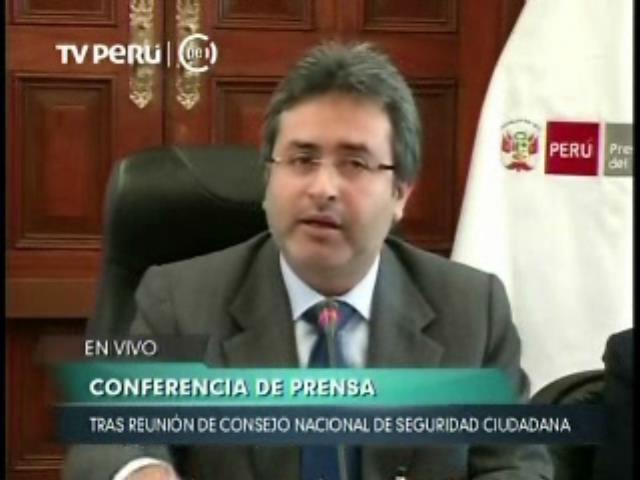 VIDEO / Jiménez Mayor invalida testimonio de narco 'Brasil' contra el Apra