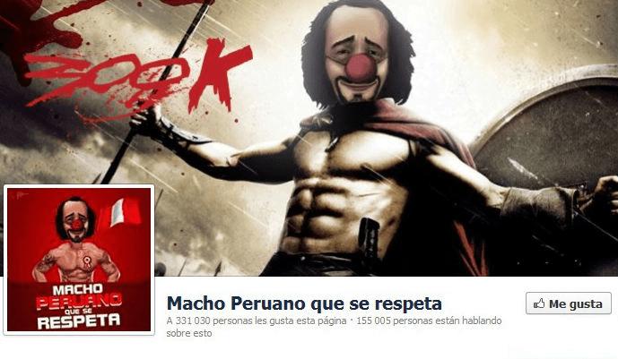 "Social Day retiraría premio a página ""Macho peruano que se Respeta"""
