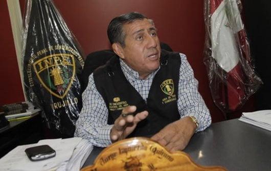 Cuerpo de asesinado director del penal 'El Milagro' es velado en Trujillo