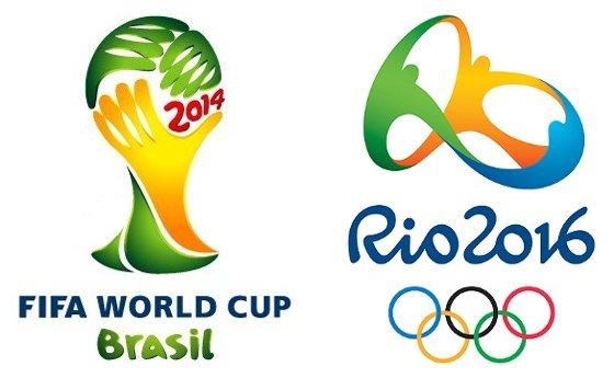 El Mundial de fútbol Brasil 2014 y las Olimpiadas Rio de Janeiro 2016, es sin duda una gran oportunidad para   el  sector exportador textil y confecciones de Perú.