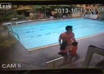 Impresionante video de reciente sismo de 7.2 grados en Filipinas