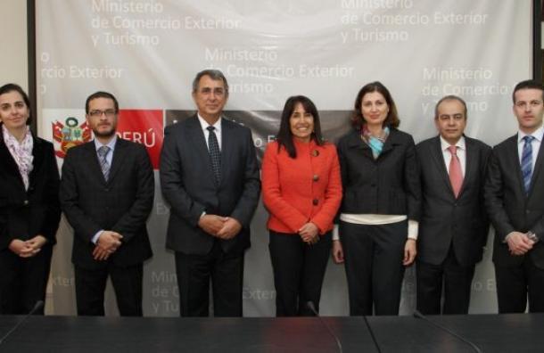Primera reunión para negociar TLC entre Perú y Turquía será en enero.
