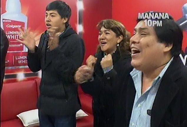 La Voz Perú: Sorprende hijo de director musical de los hermanos Yaipén