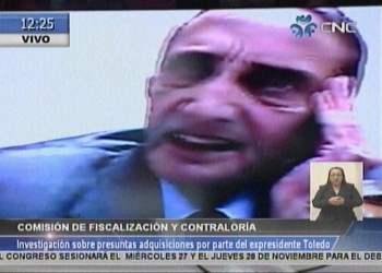 """Maiman: """"No manejé fondos de Toledo y Karp, ni hay lavado de dinero"""""""