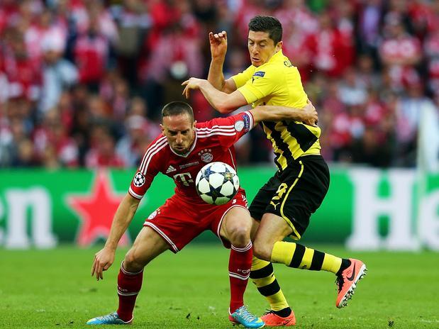 PARTIDAZO. Dortmund recibirá al Bayern Munich este sábado.