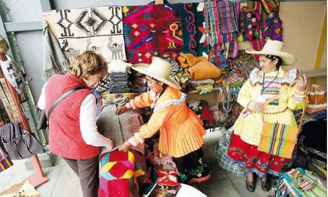 Dubái, Inglaterra, Estados Unidos y Taiwán son los principales países importadores de artesanías peruanas.