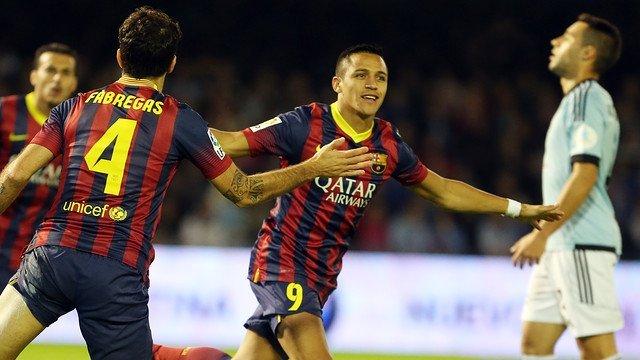 Barcelona sólo ha cedido un empate en sus once presentaciones.