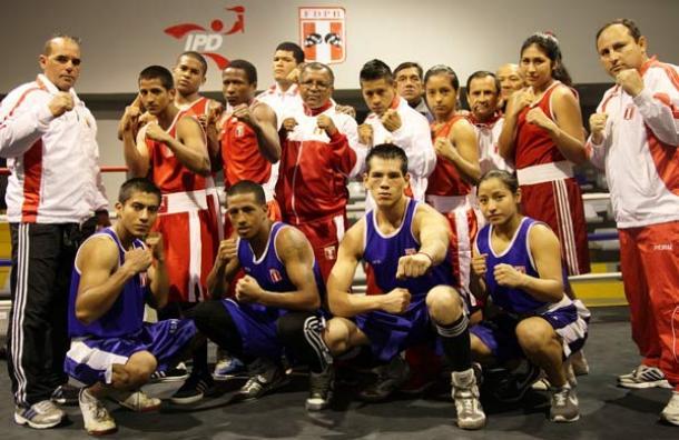 La selección de box se prepara para destacar en los Bolivarianos.