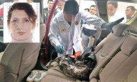 Interrogan a hijo de empresaria María Castillo encontrada calcinada en Manchay