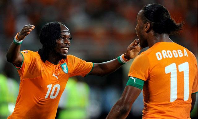 Didier Drogba asistirá a su tercera copa del mundo.