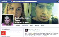 Terrible: Joven anuncia suicidio en Facebook, publica foto y se ahorcó