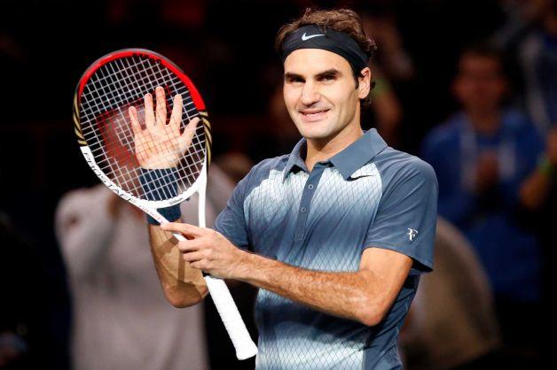 Roger Federer mostró un nivel superlativo ante Del Potro y jugará semifinales contra Djokovic.