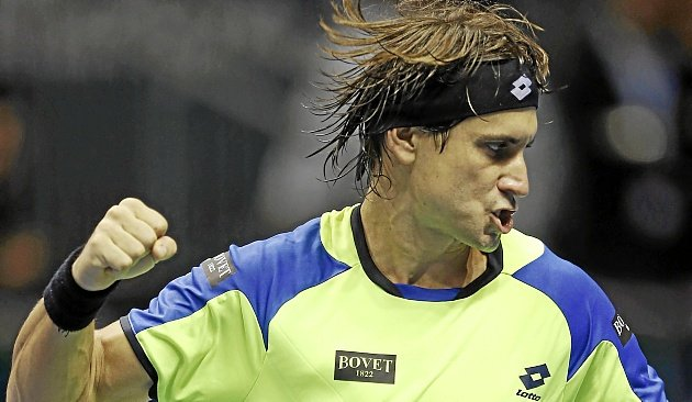 Ferrer superó a Nadal y mañana buscará repetir el título ante Djokovic.