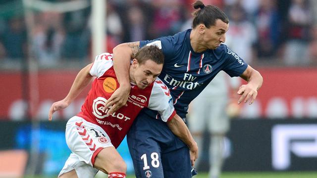 Con el sueco Zlatan Ibrahimovic, el PSG enfrentará al Reims.