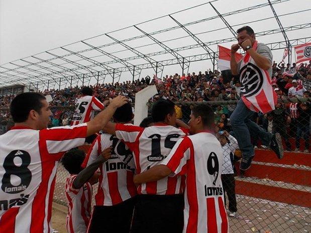 Unión Huaral ganó en Pucallpa y se va acercando a la primera división del fútbol peruano.
