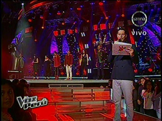 La Voz Perú: Silvana del Campo y Claudio Urrutia los más votados del Equipo Kalimba
