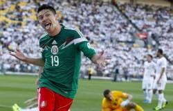 México accedió al mundial de Brasil 2014 sin complicación alguna.