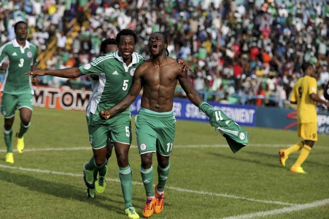 Nigeria selló su pase a Brasil 2014 ganando sus dos partidos.