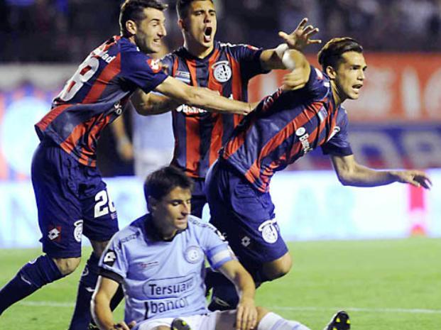 San Lorenzo ganó y tomó la punta gracias a la derrota de Newell's.