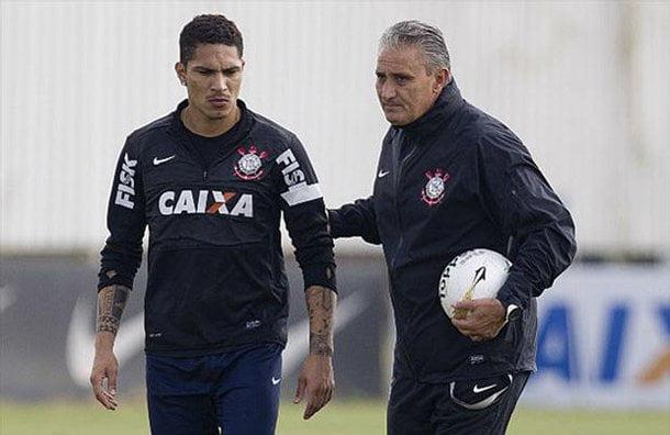 Tite no seguirá en Corinthians por lo que Paolo Guerrero tendrá nuevo entrenador.