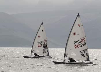 Perú fue el mejor representativo en el deporte de vela.