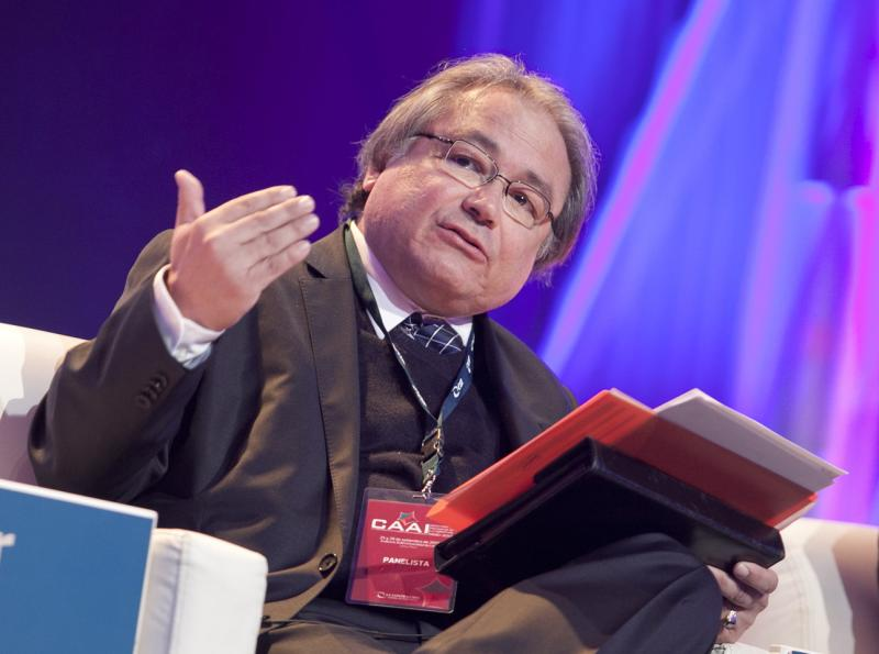 """Walter Albán: """"Buscaré resolver inseguridad sino daré un paso al costado"""""""