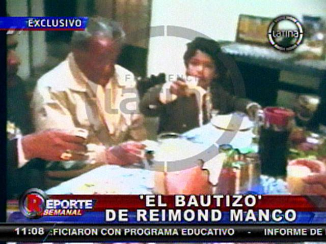 [VIDEO] Reimond Manco toma desde los 10 años e Iván Cruz quiere sacarle el diablo