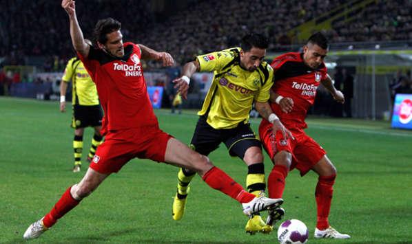 Borussia Dortmund y Bayer Leverkusen disputarán el partido de la fecha en la Bundesliga.
