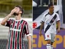 Dos de los clubes más populares de Brasil bajaron de categoría: Fluminense y Vasco da Gama.