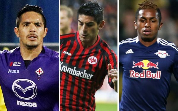 Los peruanos Vargas, Zambrano y Reyna esperan acceder a la siguiente fase de la Europa League.