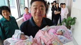 Insolito: Mujer de 60 años dio a luz dos gemelas por fertilización in vitro
