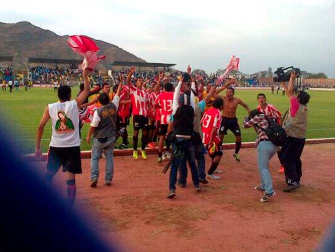 Unión Huaral sueña con el regreso a primera división.