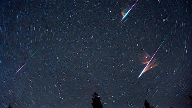 Lluvia de meteoros Púppidas-Vélidas se acerca a la Tierra