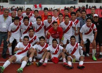 Fútbol: Perú es campeón sudamericano Sub 15 tras derrotar a Colombia