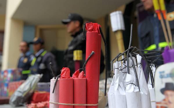 SMP: Menor de edad murió por llevar pirotécnicos en su mochila