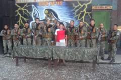 FF.AA. capturan a terrorista alias 'Carachupa' en Huánuco