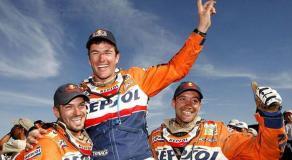 Merecido el campeonato de Marc Coma en el presente Dakar tras aventajar a su escolta en casi dos horas.