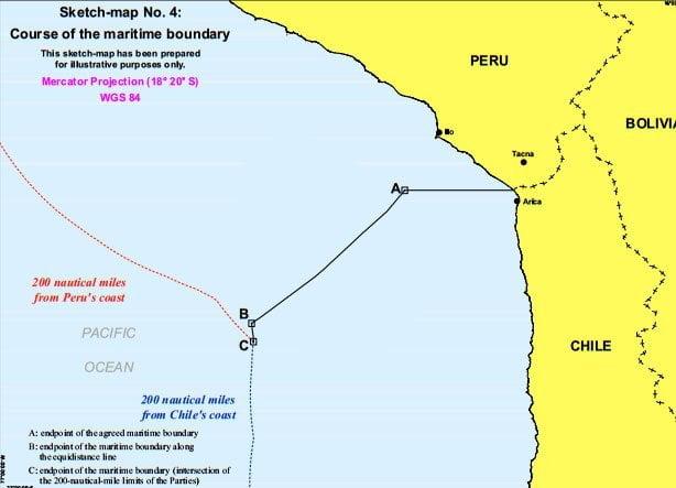 Fallo de La Haya: Perú gana zona marítima partiendo de las 80 millas