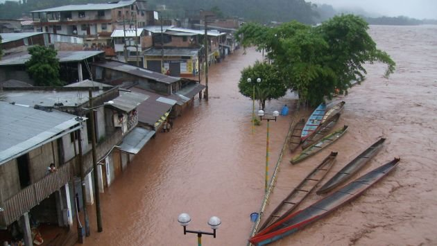 (Perú 21) Esta cerca devastador fenómeno 'El Niño' con sequías e inundaciones en el país