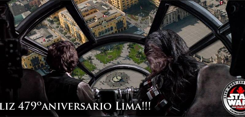 Festival de Star Wars suspendido por la Municipalidad de Lima